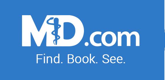 Web Site Logo - MD.com
