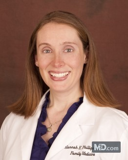 Photo of Dr. Hannah Phillips, MD