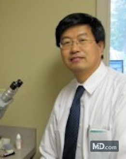 Photo of Dr. Hao Wang, MD, PhD