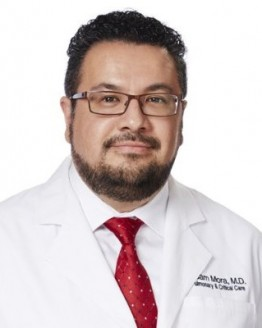 Photo of Dr. Adan Mora, MD, FCCP