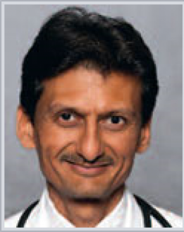 Photo of Dr. Ajay S. Shah, MD