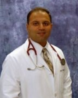 Photo of Dr. Akik K. Parikh, MD