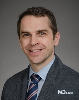 Photo of Dr. Alec J. Moorman, MD, FACC