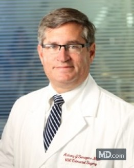 Photo of Dr. Anthony J. Senagore, MD, MS, MBA