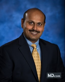 Photo of Dr. Arun K. Kolli, MD, FACC, FHRS