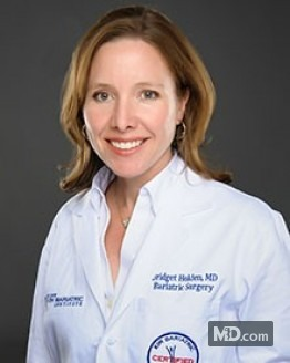 Photo of Dr. Bridget K. Holden, MD