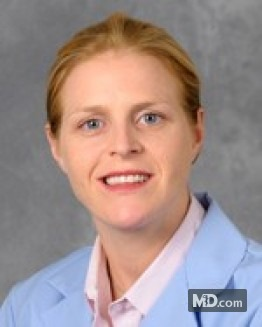 Photo of Dr. Caitriona A. Buckley, MD