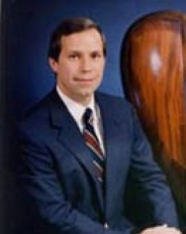 Photo of Dr. Charles H. Hallman, MD