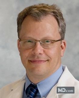 Photo of Dr. Danial K. Hallam, MD, MSc