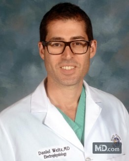 Photo of Dr. Daniel Weitz, MD, FHRS