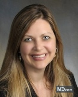 Photo of Dr. Daria A. Klachko, MD