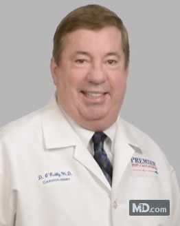 Photo of Dr. David John O'Reilly, MD, FACC