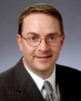 Photo of Dr. David Parrish, MD
