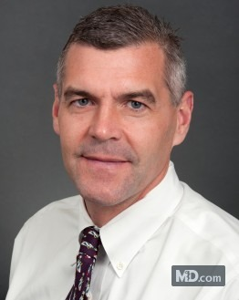 Photo of Dr. David W. Brown, MD