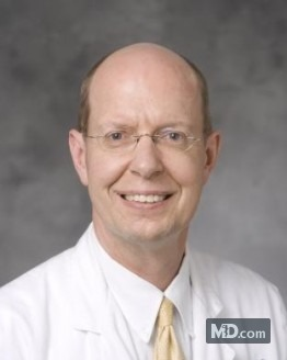 Photo of Dr. Donald D. Glower, MD