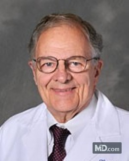 Photo of Dr. Donald M. Ditmars, MD