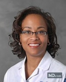 Photo of Dr. Frances L. Hewitt, MD