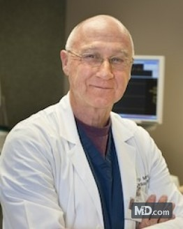 Photo of Dr. George M. Krisle, MD