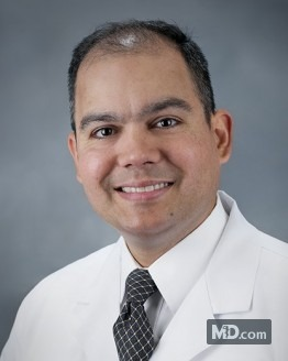 Photo of Dr. Guillermo E. Pineda, MD