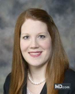 Photo of Dr. Jaclyn L. Albin, MD
