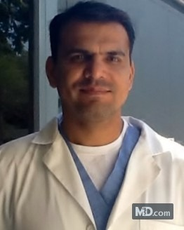 Photo of Dr. Jamal Hussain, MD, FSCAI, MMM