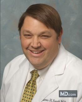 Photo of Dr. James H. Frank, MD