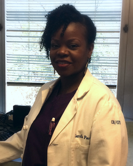 Photo of Dr. Jamila Perritt, MD, MPH, FACOG
