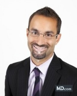 Photo of Dr. Jeffrey R. Ridha, M.D., F.A.C.S.