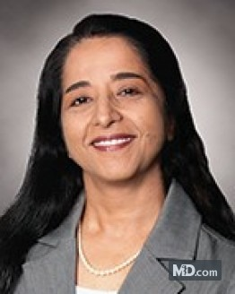 Photo of Dr. Kavita R. Peshori, MD, PhD, DABR