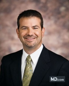 Photo of Dr. Keith Miller, MD, PhD, FACC