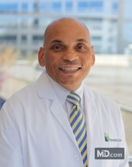 Photo of Dr. Kenneth M. Eugene, M.D.