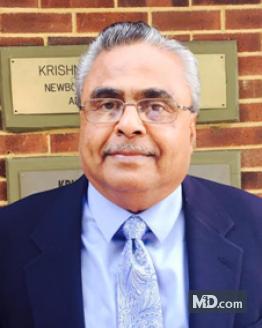 Krishnan S  Kumar, MD, PC - Pediatrician in Woodbridge, VA