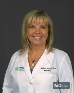 Lizabeth McLeod, MD - Pediatrician in Spartanburg, SC | MD com