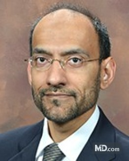 Photo of Dr. M. Firdos Ziauddin, MD