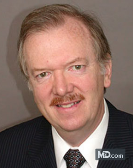 Photo of Dr. M. H. Bailey, MD, FACS