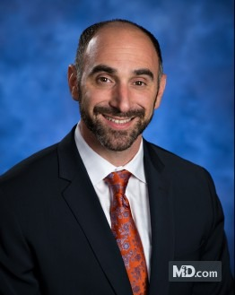 Photo of Dr. M. Joshua Berkowitz, MD, FACC, FSCAI, FSVM