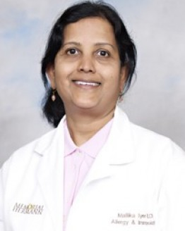 Photo of Dr. Mallika V. Iyer, MD