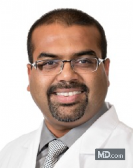 Photo of Dr. Mayur C. Patel, MD