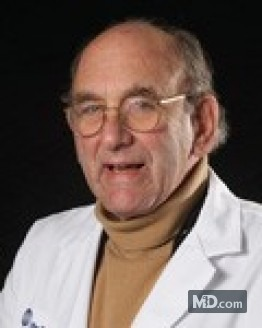 Photo of Dr. Morris M. Weiss, MD