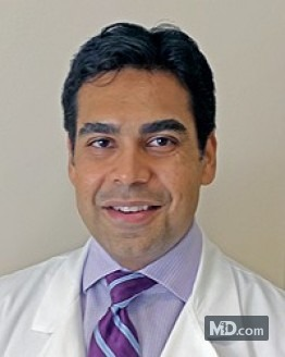 Photo of Dr. Mujahed M. Alikhan, MD