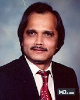Photo of Dr. Nasir Rizwi, MD
