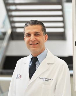 Photo of Dr. Nasser M. Lakkis, MD