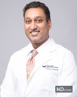 Photo of Dr. Nikhilesh R. Sekhar, MD