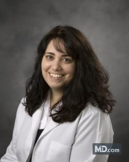 Photo of Dr. Patricia L. Lugar, MD, MS
