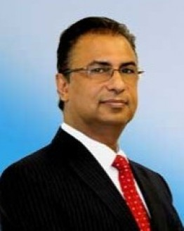 Photo of Dr. Pervaiz A. Chaudhry, MD