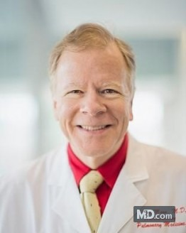 Photo of Dr. Richard E. Moon, MD