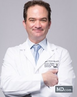 Photo of Dr. Spencer A. Holover, MD, FACS, FASMBS