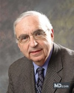 Photo of Dr. Stephen D. Burstein, MD, FACS