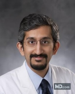 Photo of Dr. Sudarshan Rajagopal, MD, PhD