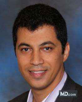 Photo of Dr. Tim A. Sayed, MD